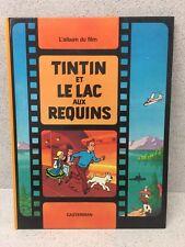 LES AVENTURES DE TINTIN AU CINEMA LE LAC AUX REQUINS 1973