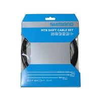 Shimano SIS Deore XT/XTR Shift Inner &Outer MTB Bike Gear Cable Set Black - SP41