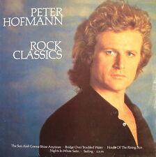 "12"" Peter Hofmann rock Classics (Scarborough Fair, vela, Yesterday) 80`s CBS"