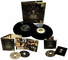 OZZY OSBOURNE - of BLACK SABBATH - MEMOIRS OF A MADMAN - 2 LP's + CD + 2 DVD's