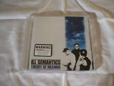 NEW CD ALBUM ILL SEMANTICS THEORY OF MEANING.