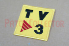 Parche de fútbol de manga 2004-2005 TV3 Barcelona/Insignia