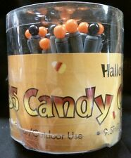 Halloween 35 candy corn lights