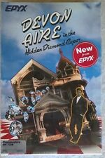 Devon Aire For Commodore 64/128, NEW FACTORY SEALED, Epyx
