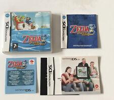 The Legend of Zelda: Phantom Hourglas Nintendo DS DSi 3DS