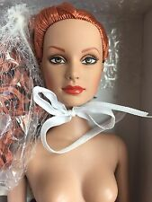 "Tonner Tyler 16"" NUDE CITY STYLE KIT Fashion Doll W/ Box + Stand BW BODY"