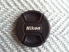Nikon 67mm centre pinch lens cap