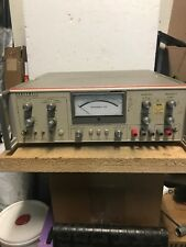 Not Tested Honeywell 9550a Sweep Function Generator As Is