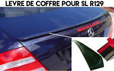 LAME COFFRE SPOILER BECQUET AILERON pour MERCEDES R129 89-01 SL60 SL600 AMG V12