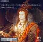 Jakob Lindberg - Complete Solo Lute Music [New SACD] Hybrid SACD