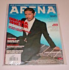 SHIA LABEOUF UK Arena Magazine July 2008 7/08 SEALED A-1-2