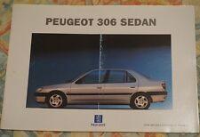 Édition 1995 3 Peugeot 306 Berline brochure