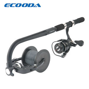 ECOODA Fishing Line Winder Spooler for Spinning or Casting Fishing Reel