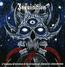 Inquisition - Ominous Doctrines of the Perpetual Mystical MacRoc [New CD] Argent