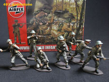 Painted Plastic 1:32 Pre-1500 Toy Soldiers 11-20