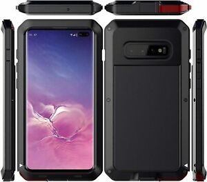 HEAVY DUTY SHOCKPROOF BUMPER HYBRID CASE COVER FOR SAMSUNG GALAXY S10 S9 S8 PLUS