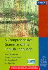 A Comprehensive Grammar of the English Language (EDN 2) by Randolph Quirk,Jan Sv