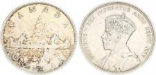 Canada 1 Dollar, 1935 Georg v. Vf-Xf