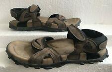 Vintage Men's Nike ACG Sandals Tan Suede Size 13