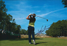 Joost LUITEN SIGNED Autograph Golf Photo AFTAL COA US Open Pinehurst America