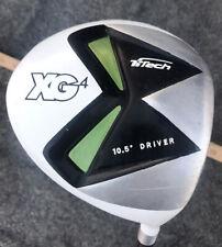 New listing TiTech XG4 Driver 10.5 Degrees Uniflex Graphite Shaft Right Handed