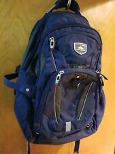 High Sierra Elite Backpack Blue. Pre-owned in excellent condition.