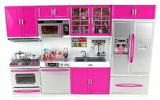 Envo Toys Large Kitchen Play Set Toy Pretend Play Kitchen Perfect For Kids