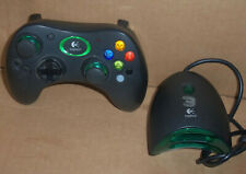 Logitech Wireless Controller For Original Xbox w/ Dongle