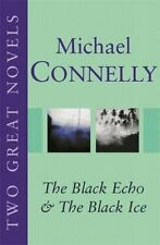 """Michael Connelly: Two Great Novels: """"The Black... by Connelly, Michael Paperback"""