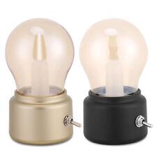 LED Nachtlicht Nachtlampe Retro Orientierungslicht Energiesparen für Kind