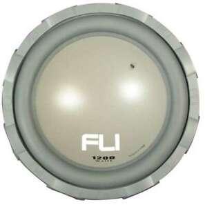 "FLI - FLI Frequency 15, 15"" Subwoofer 1200 Watts, 400 Watts RMS, Last One"