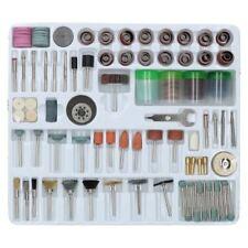216pc Mini Rotary Accessory Kit Fits Dremel Sanding Grinding Cutting Polishing
