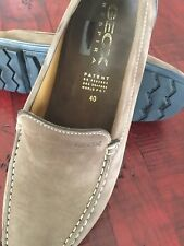 Geox Mens Size 9 Driving Shoe/ Loafer made in Italy