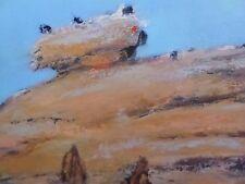 El artista irlandés Outback enumerados aceite Niamh Collins Envío Gratuito Inglaterra