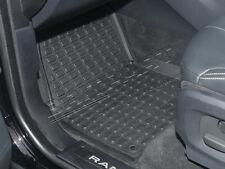Range Rover Evoque RHD Rubber Over Mats Front and Rear Set DA4812