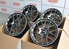 BBS CH-R2 Platinum 4 Felgen 9x20 Zoll ET30 CH652 für Audi RS4 B7 + Audi RS6 4F