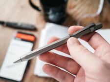 REDOX PEN BÖKER PLUS Kugelschreiber aus TITAN ohne Graphit-Abrieb oder Tinte