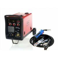 IDEAL TECNO MIG 200/2 MMA 230/400V MMA DIGITAL Inverter professional welding MIG