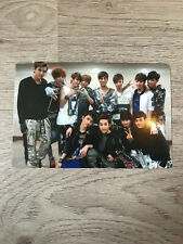 OFFICIAL EXO MAMA OT12 Ver A Group Korean Press Photocard Photo Card