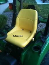 Upgraded seat for John Deere 2210 compact tractors!