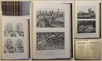 Helmolt Weltgeschichte 9 Bde 1920 Gesellschaft Geografie Geographie Politik sf