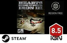 Hearts of Iron 3: Complete Pack [PC] Steam Download Key