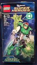 Lego 4528 DC Univ Super Heroes Green Lantern Sealed Retired Box Dents Creasing