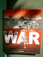 BOOK WORLD AT WAR 1914-1939 RARE UNSEEN PHOTOS 125 PAGES ILLUSTRATED