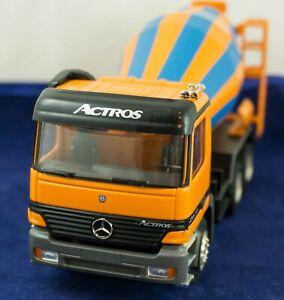 ACTROS NZG #449 Mercedes Concrete Mixer 2631