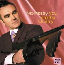 MORRISSEY you are the quarry (2X CD album, Deluxe Edition) indie rock the smiths