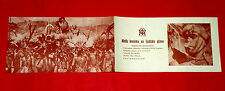 AMONG THE HEADHUNTERS 1956 ARMAND & MICHAELA DENIS UNIQUE EXYU MOVIE PROGRAM