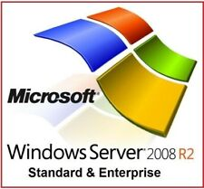 Windows Server 2008 R2 Standard and Enterprise -64BIT