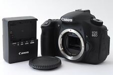 *Excellent+!!* Canon EOS 60D 18MP Digital SLR Camera Body From Japan #862