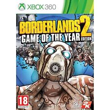 Borderlands 2 - Game of the Year Edition (Microsoft Xbox 360)